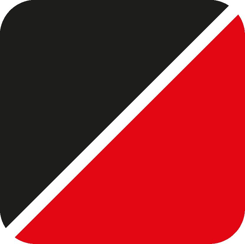 schwarz-rot